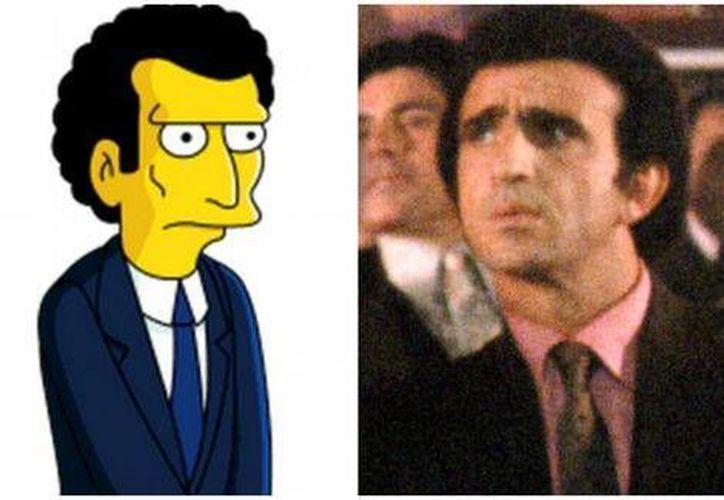De acuerdo con Frank Sivero, el personaje Louie, de 'Los Simpson', estaría inspirado en Frankie Carbone, del filme Goodfellas. (Fox/Especial)