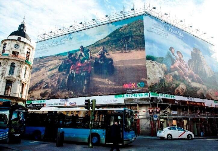Realizan promoción de las maravillas mexicanas. (Milenio Novedades)