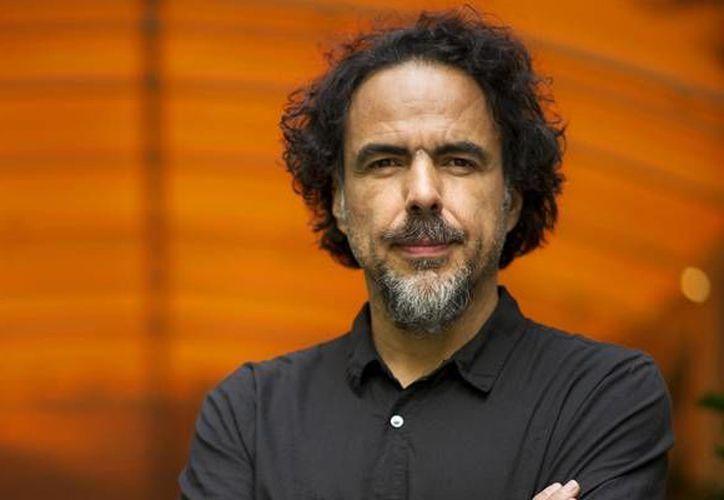 """Alejandro González Iñárritu, director de la película """"Birdman"""", posa para un retrato en el Hotel Four Seasons de Los Angeles, California. (Agencias)"""