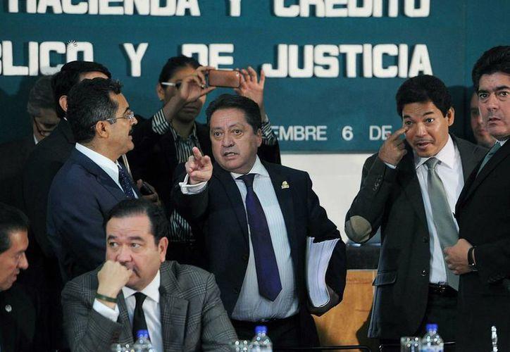 Los legisladores aplazaron la discusión por más de 8 horas. (diputados.gob.mx)