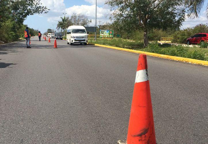 Los labores iniciaron a partir de las 9 de la mañana y concluirán a las 15 horas. (Adrián Barreto/ SIPSE)