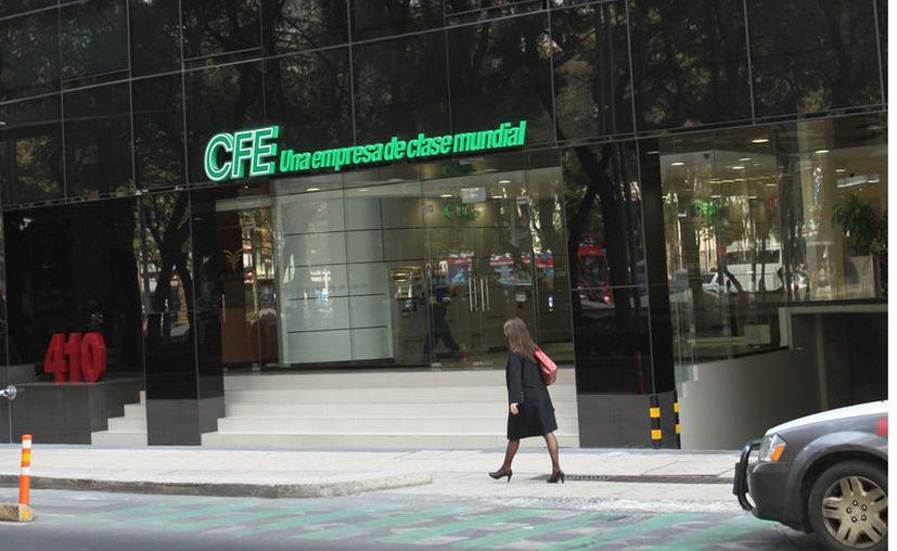 La CFE entregó hasta julio su estado financiero. (Agencia Reforma)
