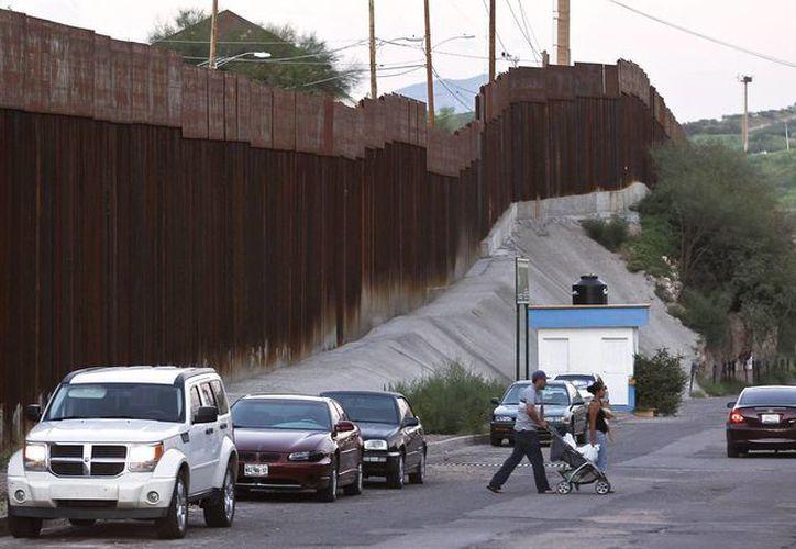 Los efectivos de seguridad en la frontera pasarán a ser unos 40 mil. (Archivo/Agencias)