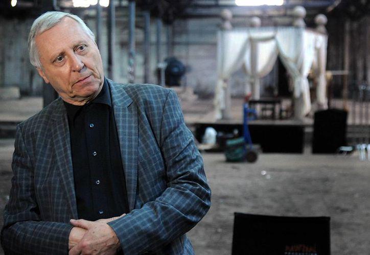 Peter Greenaway dirige 'Eisestein en Guanajuato', unas de las películas mexicanas que competirán en la Berlinale en febrero. (novilist.hr)