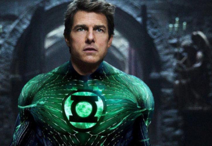 Tom Cruise está en conversaciones para ponerse en el traje de Linterna Verde.(Cinemanía)