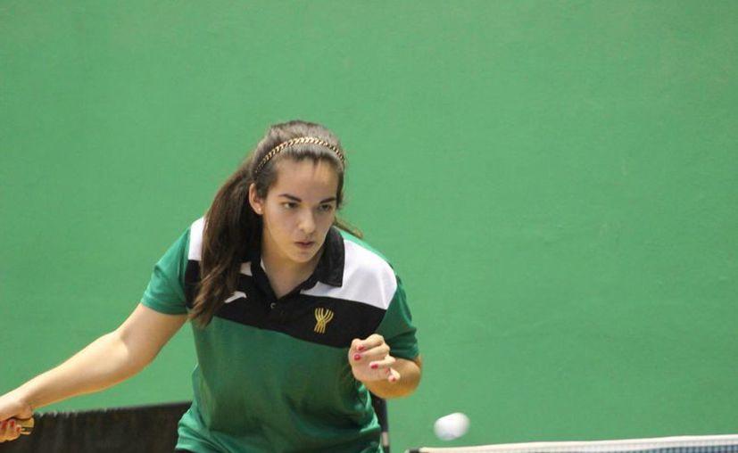 El II Open internacional de tenis de mesa, dio inicio este jueves en el Poliforum Zamná de Mérida. (SIPSE)