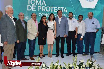 Toma de protesta del Colegio de Arquitectos Cancún