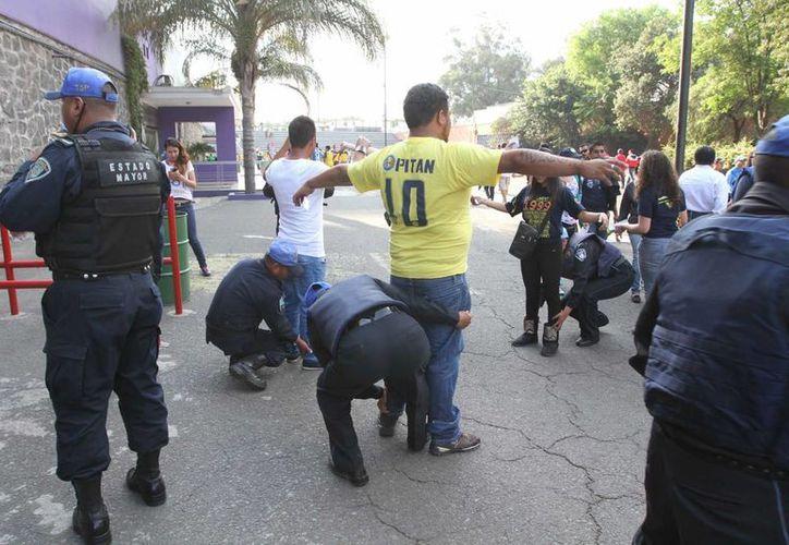 Inegi reporta que más de un 67 % de los mexicanos ha visto robos o asaltos en los alrededores de su vivienda. (Archivo/Notimex)