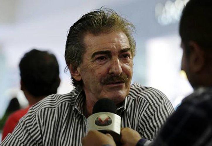 El pasado 26 de agosto Ricardo La Volpe acudió a la Fiscalía General para someterse al polígrafo; el resultado no fue concluyente, según el organismo. (Carlos Zepeda/Milenio)