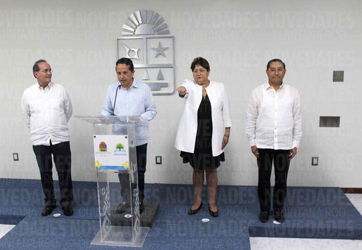 La doctora Yohanet Torres Muñoz aceptó ser parte del gobierno incluyente y participativo. (Joel Zamora/SIPSE)