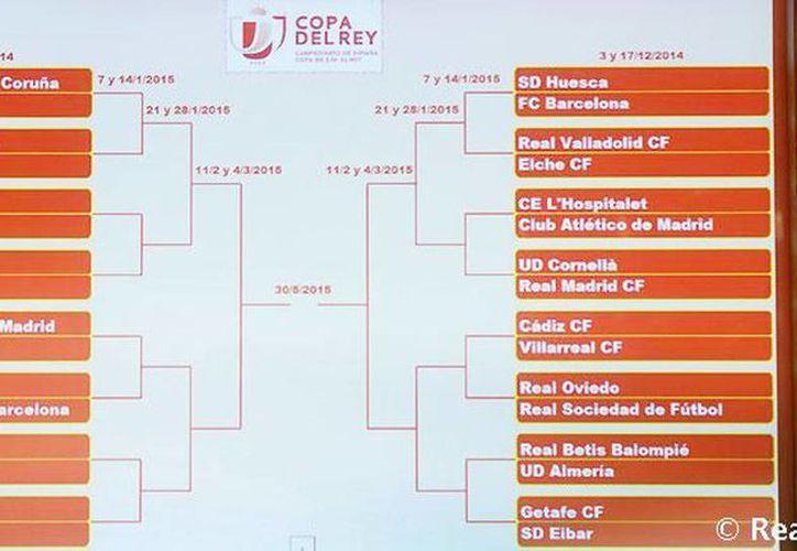 En la Copa del Rey participan equipos de la Primera y Segunda División A y B de España. (realmadrid.com)