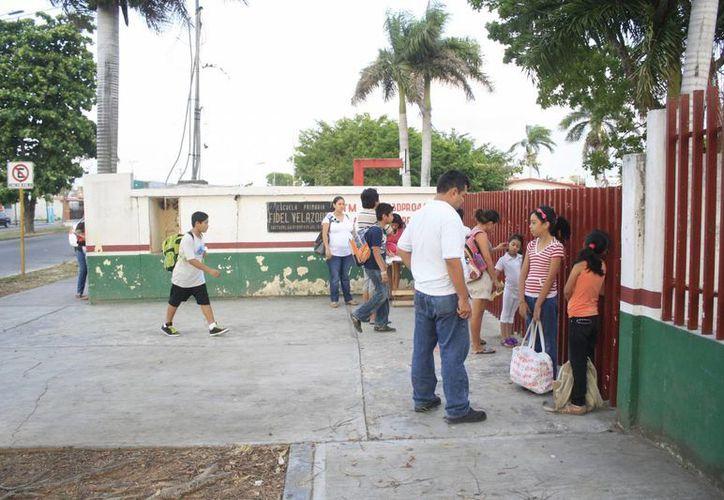 Felipe Carrillo Puerto tiene más de 260 escuelas de 84 comunidades. (Harold Alcocer/SIPSE)