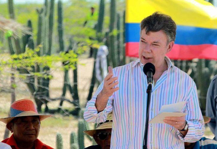 Las medidas de las rentas vitalicias fueron anunciadas por el gobierno del presidente Juan Manuel Santos. (Archivo/EFE)