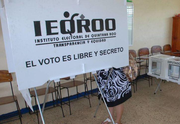 Esperan una gran participación el estas elecciones. (Gustavo Villegas/SIPSE)