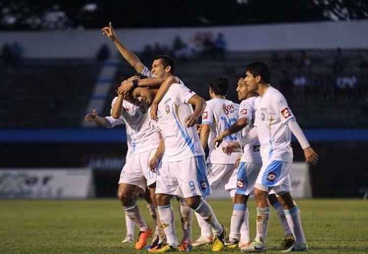 El CF Mérida dejó escapar un triunfo ante Alebrijes de Oaxaca. (Archivo/SIPSE)