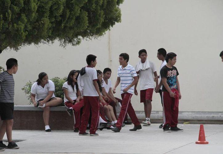 Especialistas atenderán a las víctimas del acoso escolar. (Tomás Álvarez/SIPSE)