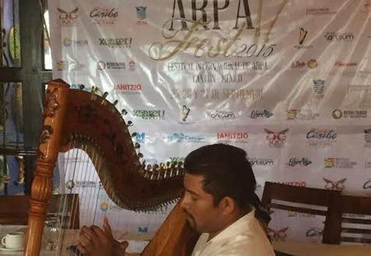 El festival de arpa se llevará a cabo del 25 al 27 de septiembre en el Planetario de Cancún Ka' Yok'. (Redacción/SIPSE)