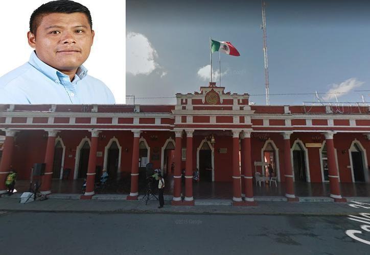 El daño patrimonial global es por cuatro millones 251 mil 967 pesos, presuntamente por parte del alcalde de Hunucmá, José Alberto Padrón Romero. (SIPSE)