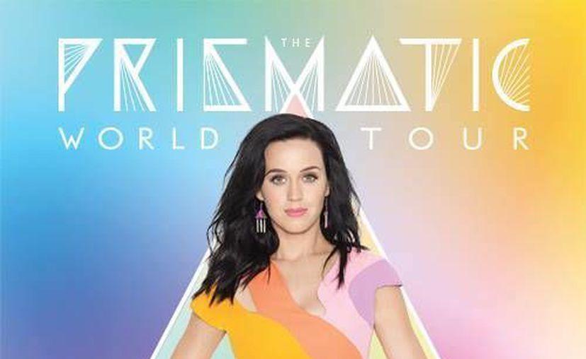 Katy perry se presentará, según su página de internet, el 14 de octubre en Monterrey y el 17 en la Ciudad de México. (Facebook/Katy Perry)