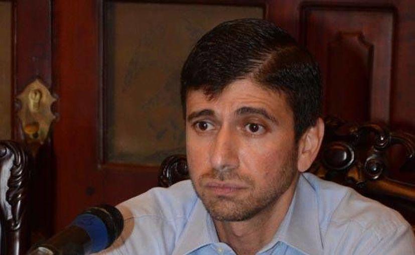José Manuel Saiz Pineda, extesorero de Tabasco, tiene negocios en Yucatán. (SIPSE)