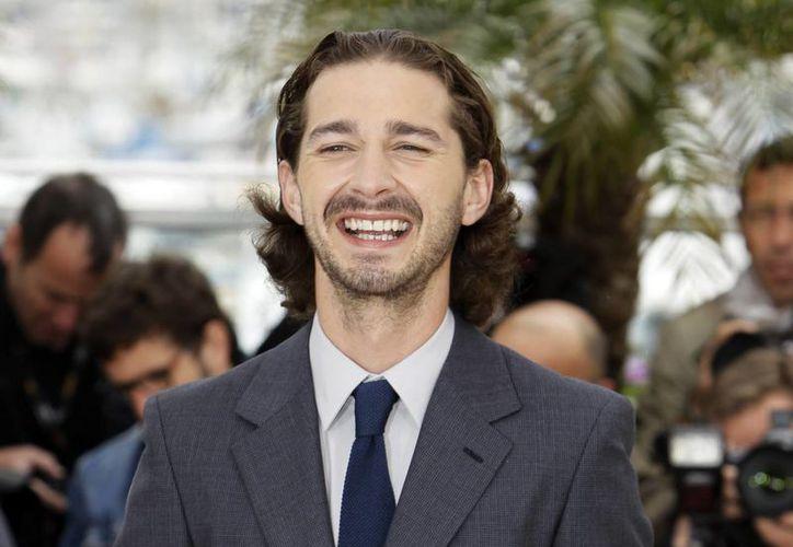 Shia LaBeouf fue sustituido en 'Orphans' por Ben Foster. (Agencias)
