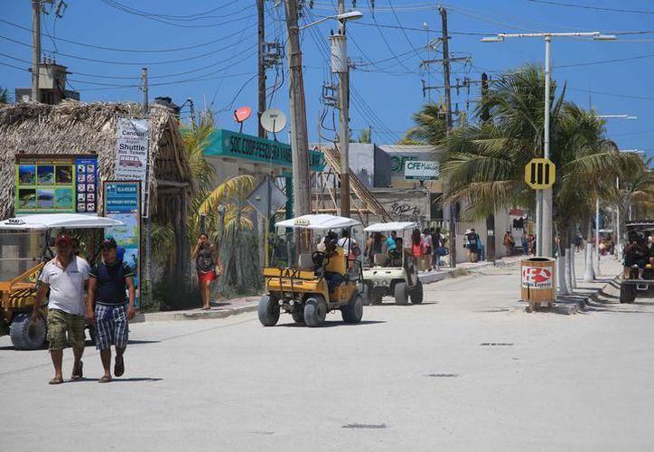 Darán a conocer los avances en los diversos trabajos que se realizan en la isla. (Redacción/SIPSE)