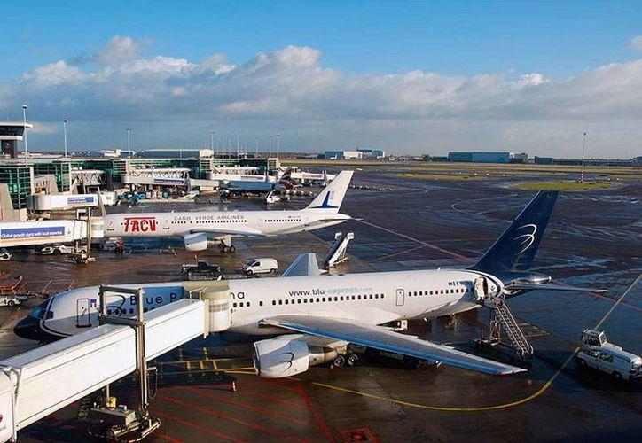 La nueva conexión aérea Mérida-Milán, que estrenará este fin de semana el gobernador Rolando Zapata Bello, tendrá frecuencia semanal. (Milenio Novedades)