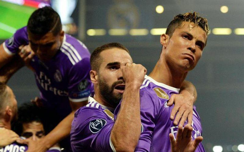 Celebraciones en Cibeles por la 'Duodécima' Champions League — Real Madrid