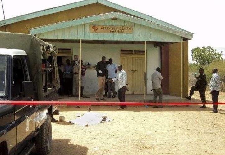 Los ataques contra cristianos y contra iglesias en Níger cada vez son más frecuentes. (rpp.com.pe/Foto de archivo)