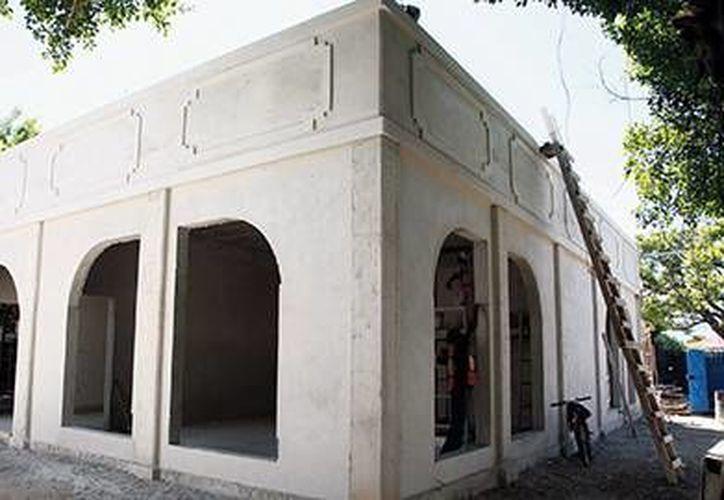 La obra de teatro se llevó a cabo en la Escuela Estatal de Teatro de Cancún. (Redacción/SIPSE)