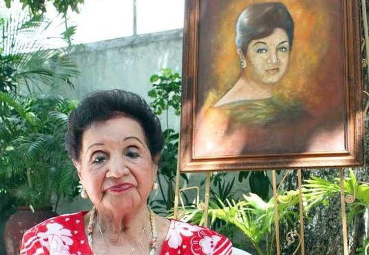 El próximo lunes, en el teatro 'José Peón Contreras', músicos yucatecos recordarán a la legendaria pianista Judith Pérez Romero (foto), quien falleció el mes pasado. (Milenio Novedades)