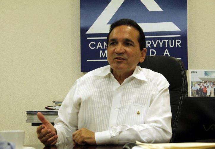 José Manuel López, presidente de la Canacome, dijo que el apoyo servirá para promoción y premios. (Milenio Novedades)
