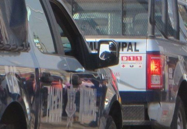 La policía informó que en el lugar de los hechos fueron encontrados 15 casquillos calibre 9 milímetros. (Milenio)