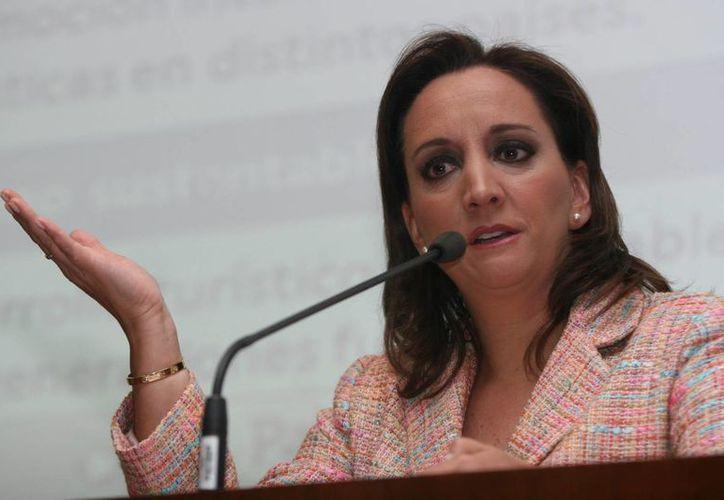 Claudia Ruiz Massieu reconoció la visión renovada de la industria mexicana. (Archivo/SIPSE)