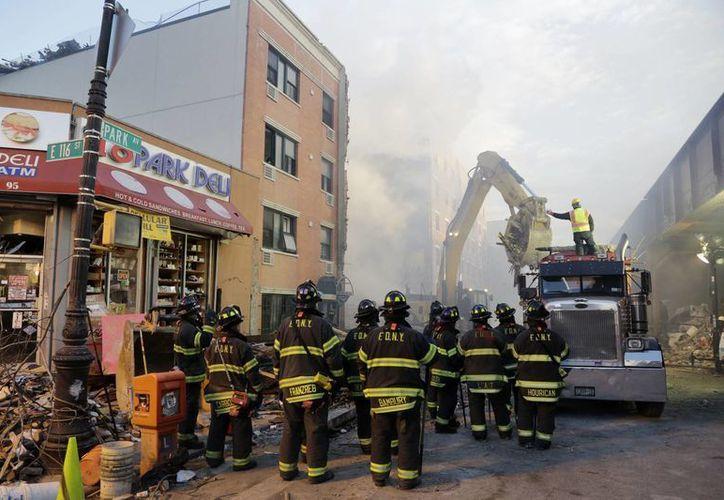 El consulado mexicano en Nueva York indicó que un hombre mexicano está hospitalizado. (Agencias)