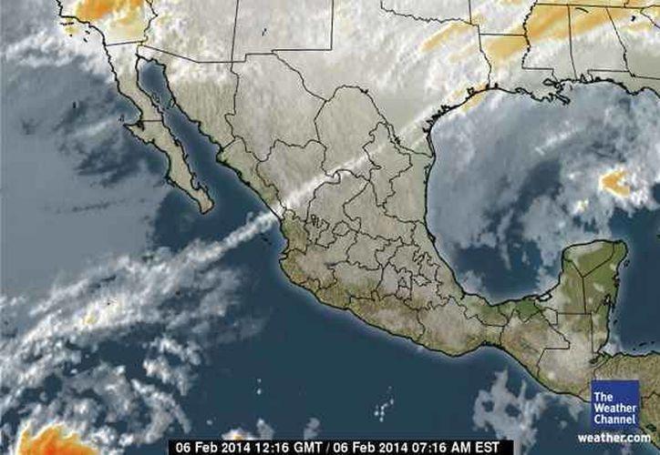 Se pronostica temperatura máxima de 32 grados centígrados y una mínima de 22. (espanol.weather.com)