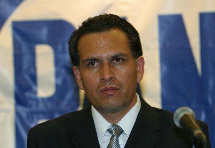 Arturo García Portillo, secretario de Elecciones del PAN, dijo que el 2013 fue un año de logros para el partido. (Facebook/Arturo García Portillo)