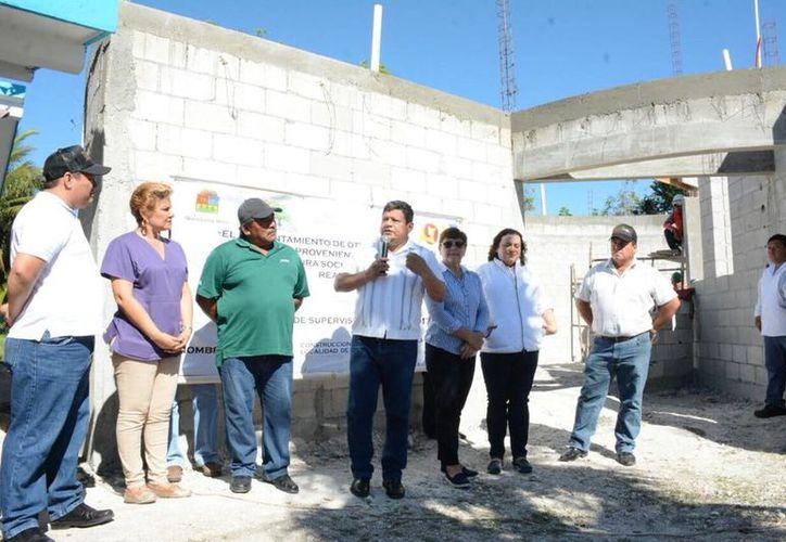 Para finales de este mes, también se tiene considerado abrir tres clínica dentales en localidades. (Joel Zamora/SIPSE)