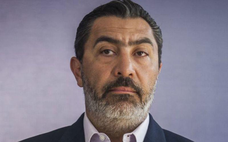 Jorge Camacho anunció su voto por el candidato del PRI, en su cuenta de Twitter. (Internet)