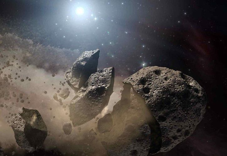El asteroide 441987 2010NY65 pasará cerca de la Tierra este fin de semana. (RT)
