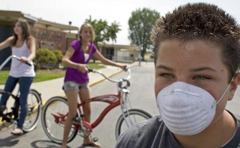 El nuevo virus infeccioso se propagó en escuelas, cruceros y  guarderías. (AP/Foto de contexto)