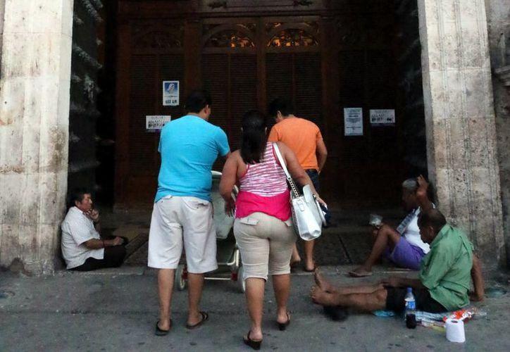 La Iglesia irá por los menesterosos para ayudarlos y evangelizarlos. (José Acosta/SIPSE)