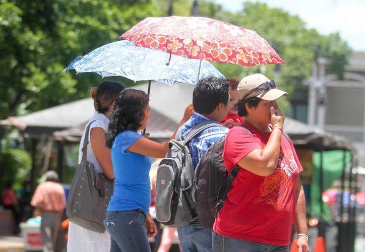 Del 21 de julio a 21 de septiembre se registran en México los días más calurosos del año.  (Foto: Archivo/SIPSE)