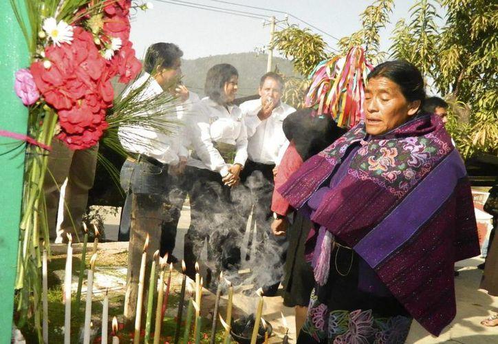 La CIDH pidió a México pidió proteger la vida e integridad Cruz Sánchez Lagarda, defensor indígena de los derechos humanos. (EFE)