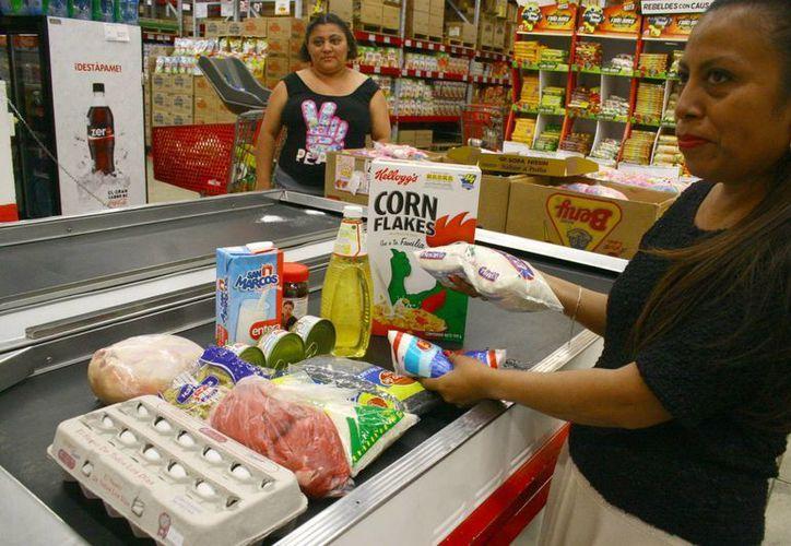 Empresarios advierten de otra posible escalada de precios para el primer semestre del año. (Milenio Novedades)