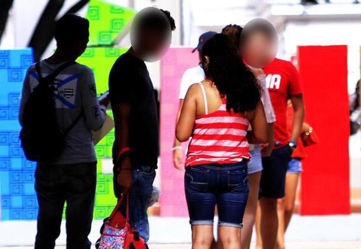La población juvenil es más vulnerable a este grave problema social (Foto: Milenio Novedades)