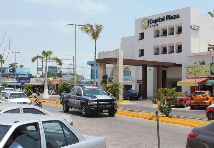 En Chetumal, reportan que existen más de 60 hoteles. (Joel Zamora/SIPSE)