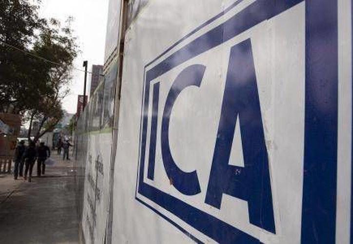 Tras el anuncio de impago y reestructuración, ICA registró un desplome en el valor de sus acciones de 23.95 por ciento en la jornada del viernes en la Bolsa Mexicana de Valores. (@ElFinanciero_Mx)