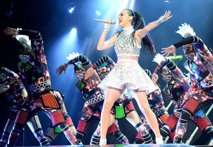 Katy Perry cantará en el intermedio del Super Bowl por primera vez en su carrera. (rollingstone.com)