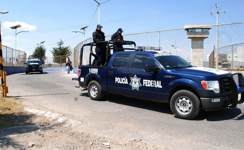 El penal de máxima seguridad del Altiplano, en el Estado de México, es uno de los centros penitenciarios federales que tiene problemas de sobrecupo. (Archivo/Notimex)